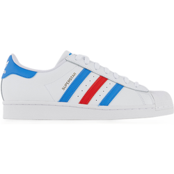 Superstar Blanc/bleu/rouge - adidas Originals - Modalova