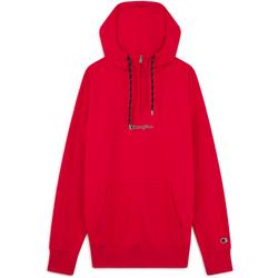 Hoodie Demi Zip Small Logo Rouge - Champion - Modalova