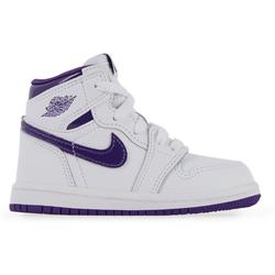 Air 1 Retro High Og Court Purple / - Bébé  - Jordan - Modalova