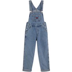 Salopette Pant Denim Bleu Denim - Tommy Jeans - Modalova