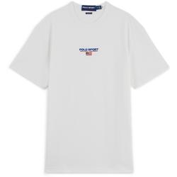 Tee Shirt Small Logo Blanc - Polo Ralph Lauren - Modalova