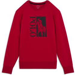 Sweat Polo Active Rouge/noir - Polo Ralph Lauren - Modalova