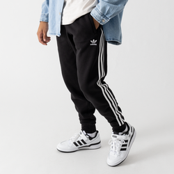 Pant 3 Stripes Molleton Noir - adidas Originals - Modalova