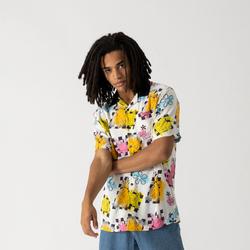 Tee Shirt X Sponge Bob Wvn Aop - Vans - Modalova