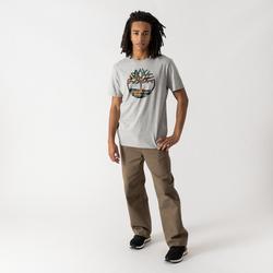 Tee Shirt Camo Tree Gris/camo - Timberland - Modalova