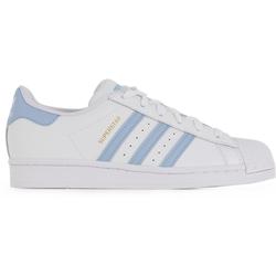 Superstar Blanc/bleu - adidas Originals - Modalova