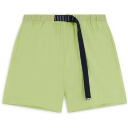Short Belted Nylon Vert/noir - Tommy Jeans - Modalova
