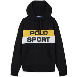 Sweat Sport Fleece Noir/multi - Polo Ralph Lauren - Modalova