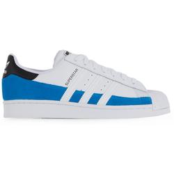 Superstar Bicolor Blanc/bleu - adidas Originals - Modalova