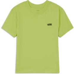 Tee Shirt Small Logo Vert/noir - Vans - Modalova