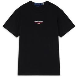 Tee Shirt Heavyweight Jersey Noir - Polo Ralph Lauren - Modalova
