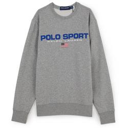 Sweat Polo Sport Gris/bleu - Polo Ralph Lauren - Modalova