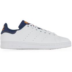 Stan Smith Denim Blanc/bleu/orange - adidas Originals - Modalova
