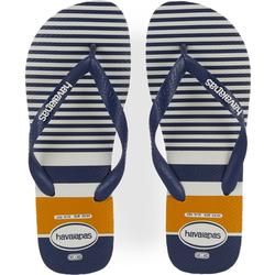 Top Nautical Marine/blanc/orange - Havaianas - Modalova