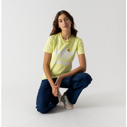 Tee Shirt Classic Trefoil / - adidas Originals - Modalova