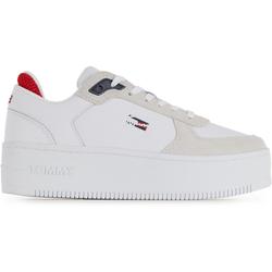 Iconic Platform Blanc - Tommy Jeans - Modalova