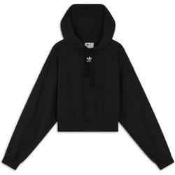 Hoodie Basic Small Logo Noir/blanc - adidas Originals - Modalova