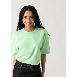 Tee Shirt Boyfriend Small Logo / - adidas Originals - Modalova