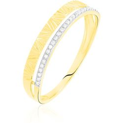 Bague Belinda Or Jaune Diamant - Histoire d'Or - Modalova