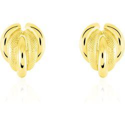 Boucles D'oreilles Pendantes Garda Or - Histoire d'Or - Modalova