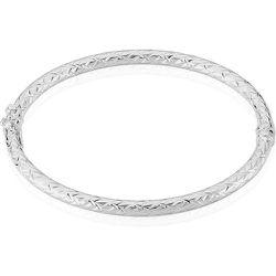 Bracelet Jonc Jennie Diamante Or - Histoire d'Or - Modalova