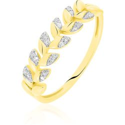 Bague Berinice Or Jaune Diamant - Histoire d'Or - Modalova