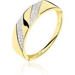 Bague Shalanda Or Jaune Diamant - Histoire d'Or - Modalova