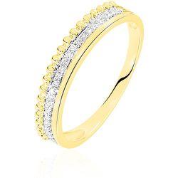 Bague Marcianne Or Jaune Diamant - Histoire d'Or - Modalova