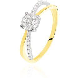 Bague Solitaire Shonah Or Diamant - Histoire d'Or - Modalova
