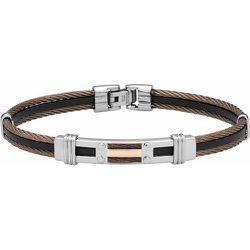 Bracelet Corelieae Or Acier - Jourdan - Modalova
