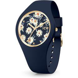 Montre Ice Watch Flower Bleu - Ice Watch - Modalova