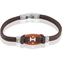 Bracelet Acier Blanc - Jourdan - Modalova