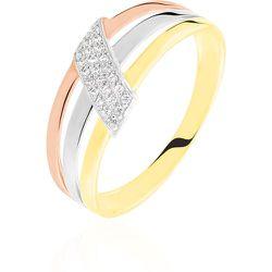 Bague Aurelianne Or Diamant - Histoire d'Or - Modalova