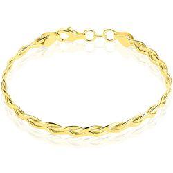 Bracelet Jonc Anaisaae Tresse Or - Histoire d'Or - Modalova