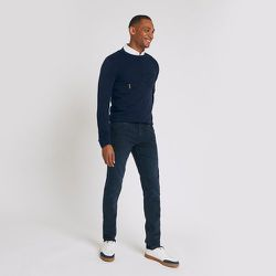 Jean slim #Tom urbanflex 4 longueurs blue black - Jules - Modalova