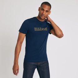 Tee-shirt région ALSACE Bleu Homme - Jules - Modalova