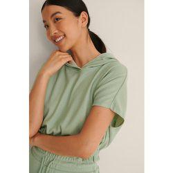 MANGO Sweat-shirt Texturé - Green - Mango - Modalova