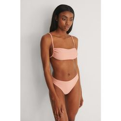 Recyclé Bas De Bikini À Taille Haute - Pink - Marije Zuurveld x NA-KD - Modalova