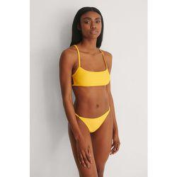 Recyclée Culotte De Bikini - Yellow - Marije Zuurveld x NA-KD - Modalova