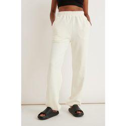 Tall Pantalon De Survêtement - Offwhite - Marije Zuurveld x NA-KD - Modalova