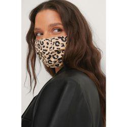 Pack Flat Animal Print Masks - Multicolor - NA-KD Accessories - Modalova