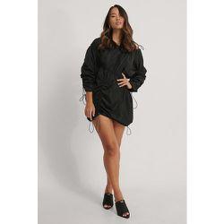 Mini Robe À Cordon - Black - NA-KD Trend - Modalova