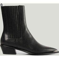 Bottines Chelsea Western Pointues - Black - NA-KD Shoes - Modalova