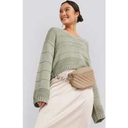Quilted Fanny Pack - Beige - NA-KD Accessories - Modalova