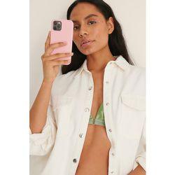 Coque De Téléphone En Silicone - Pink - NA-KD Accessories - Modalova