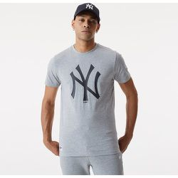 T-shirt Team Logo New York Yankees gris - newera - Modalova