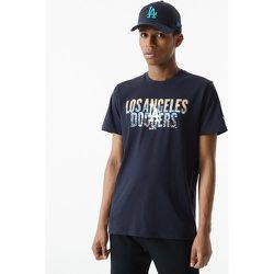 T-shirt bleu marine Photographique desLA Dodgers - newera - Modalova