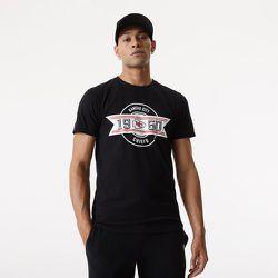 T-shirt Established desKansasCityChiefs noir - newera - Modalova