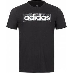 Linear All Over Print Box s T-shirt DV3041 - Adidas - Modalova