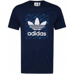 Originals Monogram Square s T-shirt ED7044 - Adidas - Modalova